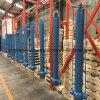 O tipo de Hyva personalizou o cilindro hidráulico telescópico para o caminhão de descarga feito no fornecedor de China