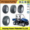 ATV Gummireifen-Rasen-Reifen gehen Kart Gummireifen alle Gelände-Gummireifen-Hersteller