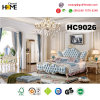 De klassieke Houten Geplaatste Slaapkamer van de Stijl/het Meubilair van de Slaapkamer van het Hotel (9026)