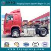 Camion d'entraîneur de HOWO 336~420HP 4X2/tête d'entraîneur