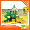 Mini corrediça bonito do equipamento do jogo da série da árvore da natureza para crianças