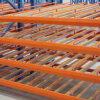 Estante del flujo para los estantes de desplazamiento de las cajas para el sistema de almacenaje de almacén