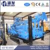 De alle-hydraulische In werking gestelde Installatie van de Boring van de Put van het Water met de Pomp van de Modder/de Compressor van de Lucht