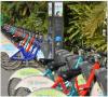 Sistema público del alquiler de la bicicleta