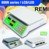 LED/LCD 전시 (800N)를 가진 전자 가늠자