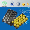 Поднос индикации свежих фруктов оптовой черноты цены Walmart&Kroger&Costco самой лучшей устранимый пластичный