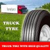 Semi pneu 22.5 do caminhão com ECE, etiqueta, certificado de SNI