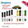 Vaporizzatore di vendita pazzesco della penna di tocco del petrolio di canapa da 0.1/0.5/1.0 ml Cbd