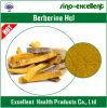 プラントエキスのBerberine自然なHCl