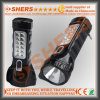Rechargeable 1W LED Flashlight 12 Sdm LED Desk Lamp