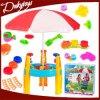 Поверхность грунтовых вод Children Sand Beach Toy Sand лета с Umbrella