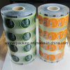 Plastic Cup Lidding/Sealing Roll Film for Yogurt Packing