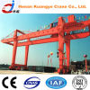 Hook를 가진 U Type 10~50/10t Double Beam Gantry 또는 Door Crane