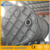 BerufsOme für Stahlkorn-Silo
