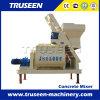 Горячий тип машина скипа сбывания 75m3/H конструкции конкретного смесителя в Пакистане
