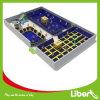 Bouncer interno do Trampoline da configuração super de Liben para adultos