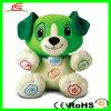 Hotsale Plüsch-Grün-Hundespielzeug