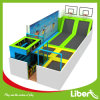 Bassifondi Indoor Park Trampoline di Sky dell'adolescente per Basketball