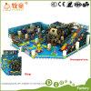 De BinnenSpeelplaats van de Jonge geitjes van het speelgoed met de Zaal van de Partij van de Verjaardag/de Boom van de Trampoline/van de Regenboog