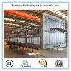 중국 공장에서 크기 13m * 2.5m * 3.18m를 가진 반 말뚝 담 트럭 트레일러