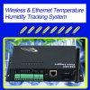 2015熱い温度の湿気GPRSのイーサネットデータ自動記録器