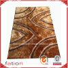 Moquette Shaggy 100% del pavimento Handmade antiscorrimento della coperta di zona del poliestere