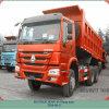 Tipper da roda de Sinotruk HOWO 6X4 10/caminhão de descarga para a venda