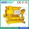 Machine concrète hydraulique mobile de brique de machine de fabrication de brique Qmy6-25