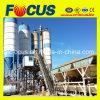 60m3/H неподвижный конкретный дозируя завод, завод конкретного смесителя Hzs60
