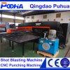 Qingdao Amada hydraulischer CNC-Drehkopf-lochende Maschine