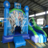 Inflatable Frozen Magic Kids Jumper Bouncer Slide da vendere