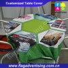 ткань таблицы торговой выставки нестандартной конструкции 6FT и 8FT приспособленная
