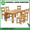 Juegos de comedor de muebles de madera de roble (W-DF-1201)
