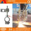 Gebruikte de Scherpe Machine van de Plaat van het staal het Elektrische Apparaat van de Ontsteking, de Systemen van de Ontsteking van het Gas