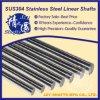 SUS321 hoge Roestvrij van de Staaf van het Roestvrij staal van de Precisie G6 H6 Standaard Heldere Gesloten om Oppervlakte Roughtness0.05 te weerspiegelen
