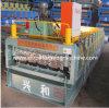 Pain de feuille de toiture de double couche formant la machine (XH840-900)