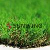 Herbe artificielle de natte de jardin de tapis bon marché d'intérieur de gazon