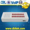32 puertos GSM SIM libre caja con GSM SIM del servidor remoto (GoIP32)