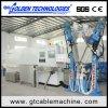 Maquinaria física da extrusão de cabo elétrico da espuma