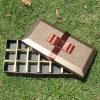 Boîte à sucrerie de boîte à chocolat de boîte en carton de qualité