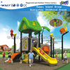 Do equipamento plástico do jogo de crianças da corrediça da escola campo de jogos ao ar livre (HD-FY02001)
