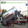 40m3 Aluminum Cement Bulker Trailer/Dry Powder Carrier Bulk Cement Tank Trailer
