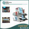 Machine d'impression flexographique de couleur de la norme 2 de la CE (CH802-800F) 1+1