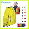 Backpack Drawstring мешка Drawstring Eco-Friendly складчатости многоразовый Nylon