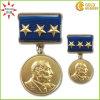Medalhas oficiais de cobre das forças armadas da honra da alta qualidade