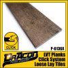 Durable Cliquez sur Verrouiller PVC Carreaux de vinyle pour plancher (P-6136)