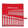 23PCS Combination Wrench Tool Set in Hang Bags