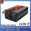 1200W 24V gelijkstroom aan 110/220V AC Modified Sine Wave Power Inverter