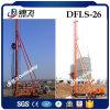 Machine pilotante vibratoire de la pile Dfls-26 pour la base de construction