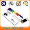 Диск USB привода USB типа кредитной карточки